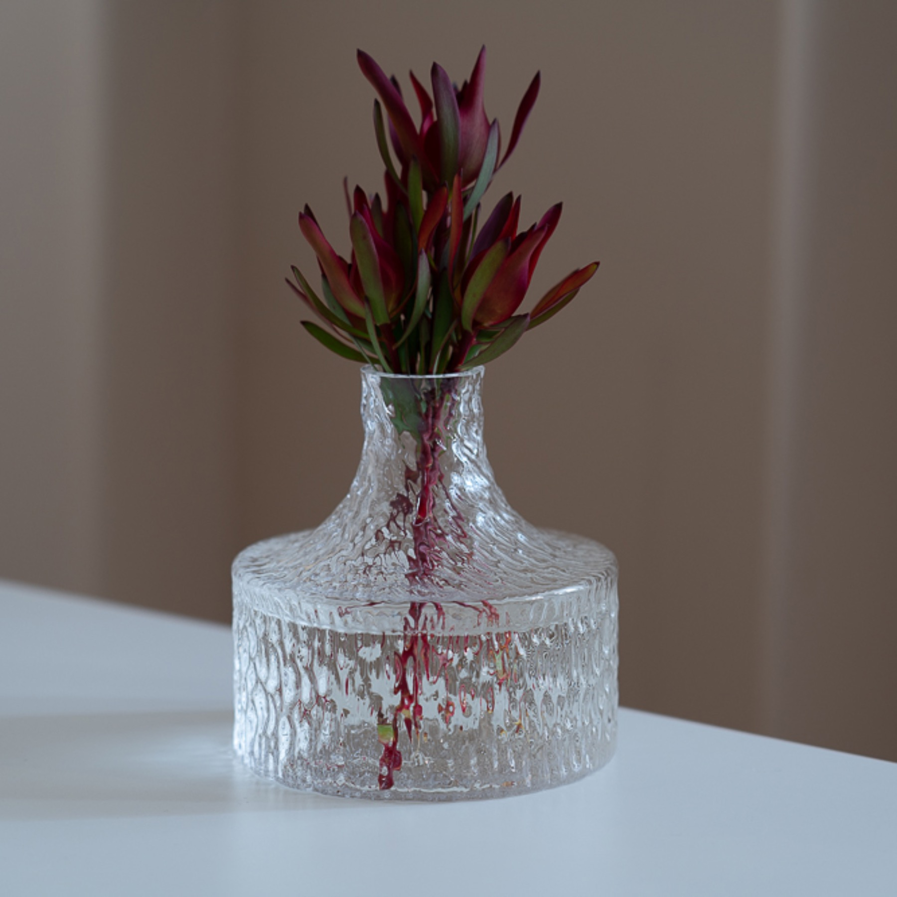 Skruf glass vase S